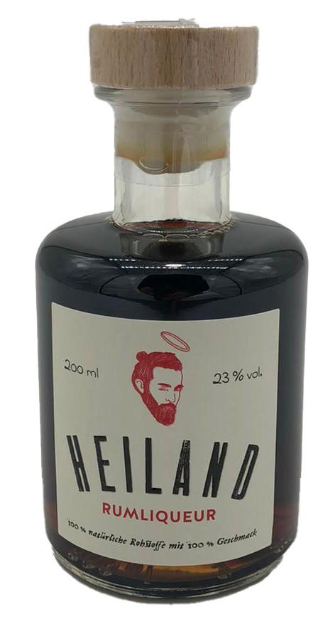 Heiland Rumlikör 200ml