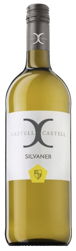 Castell Castell Silvaner Weißwein 1 Liter trocken 2019