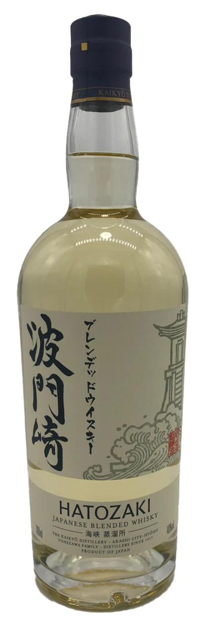 Hatozaki Japanese Blended Whisky