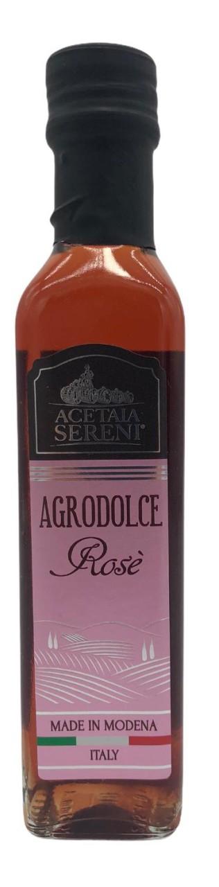 Acetaia Sereni Agrodolce Rosé 0,375 L