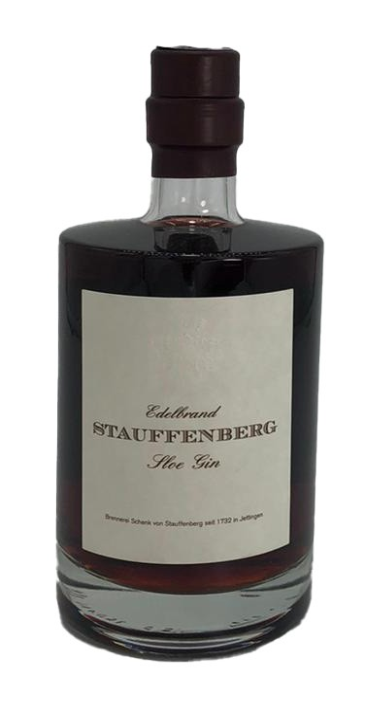 Stauffenberg Sloe Gin