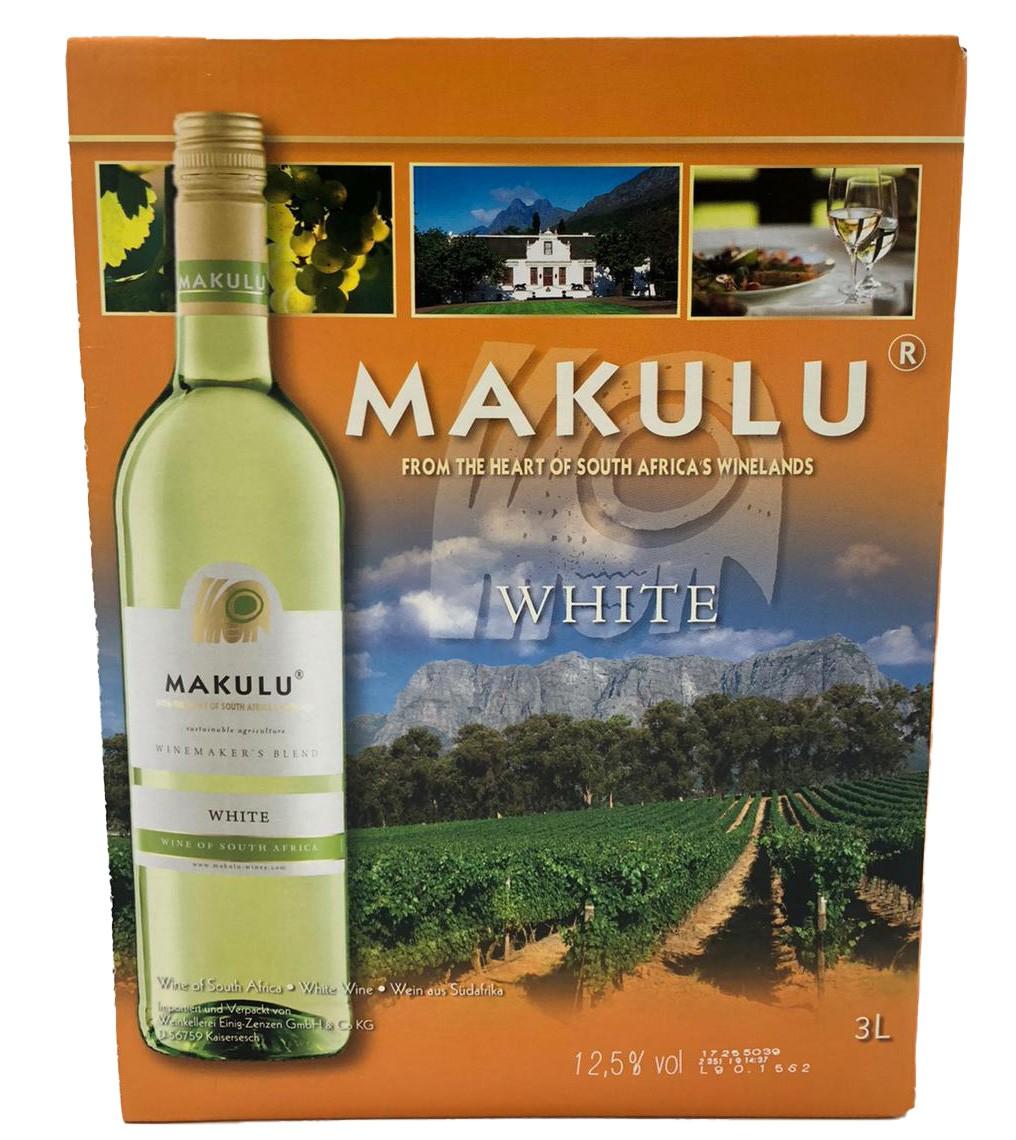 Makulu Cape Weißwein 3L Bag in Box