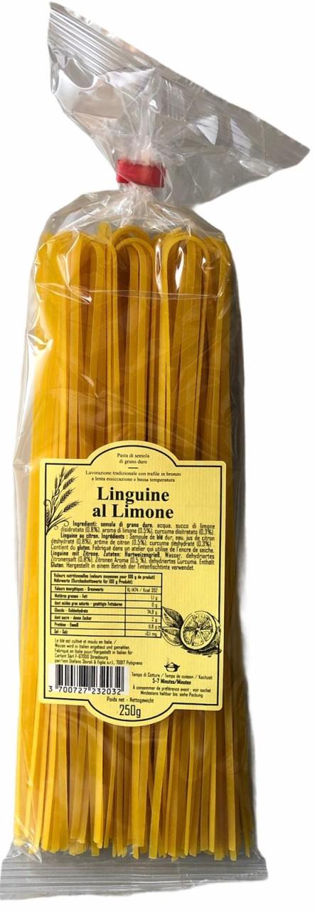 Linguine al Limone 250g