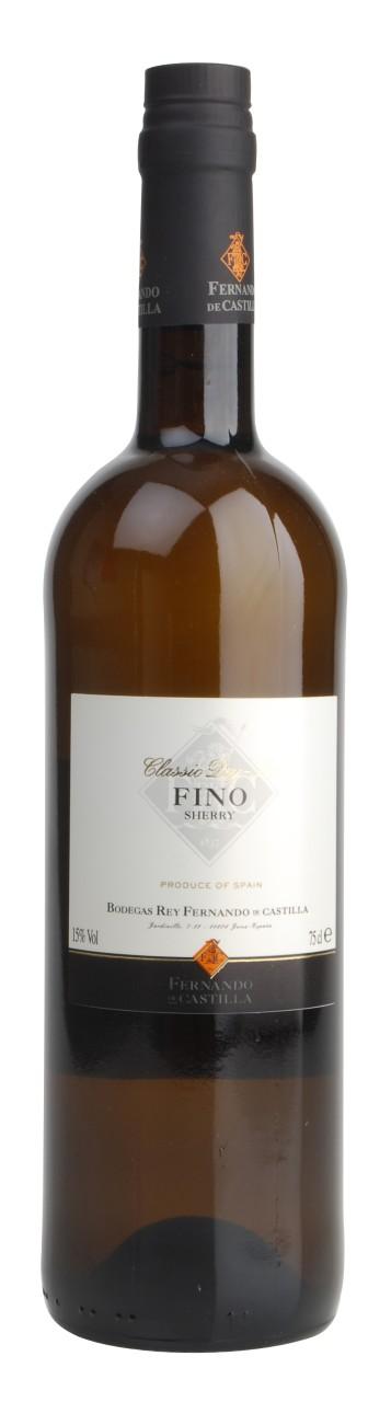 Bodegas Rey Fernando de Castilla Fino Sherry