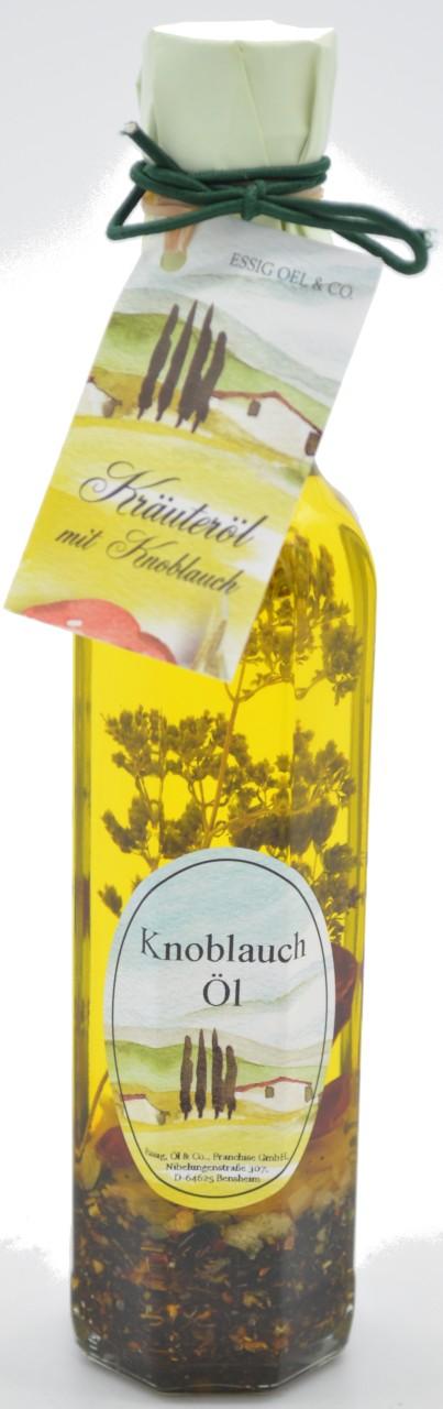 Knoblauchöl 250 ml
