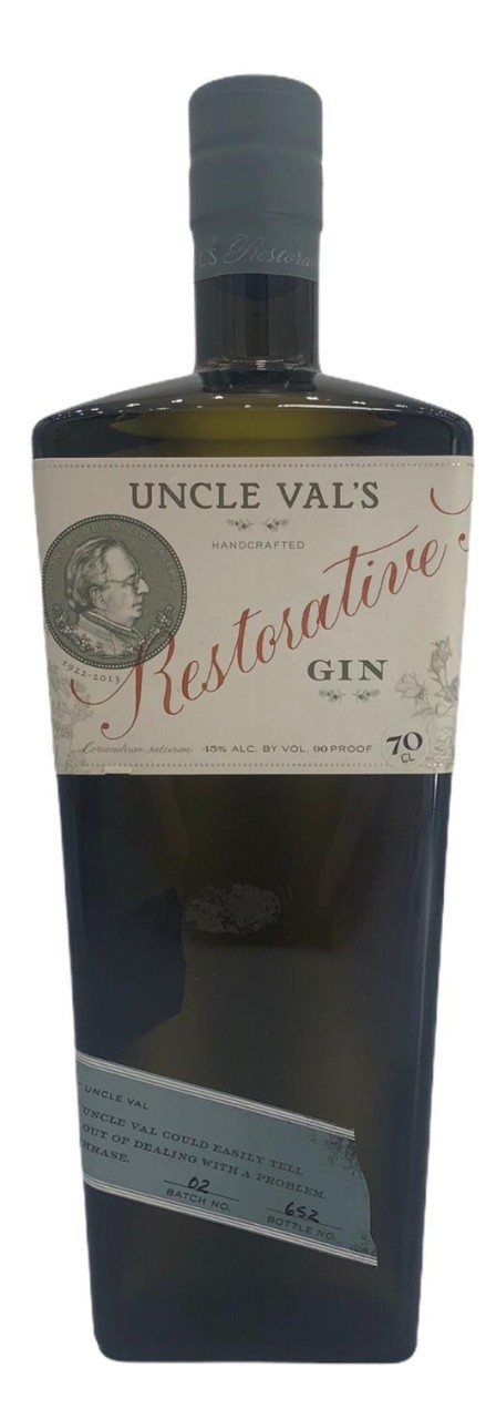Uncle Val´s Restorative Gin