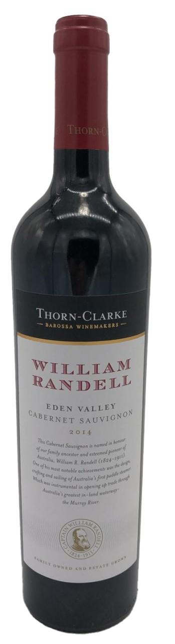 Thorn Clarke William Randel Eden Valley Cabernet Sauvignon 2014