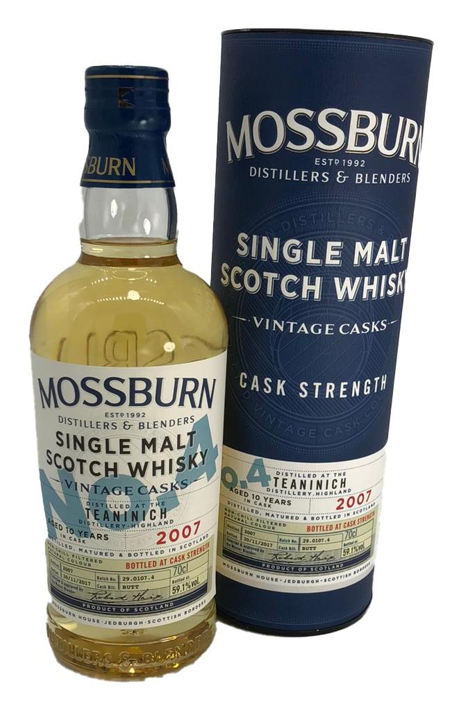 Mossburn Single Malt No. 4