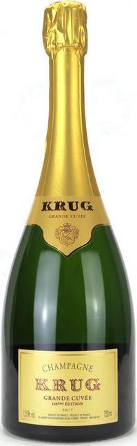 Krug Grande Cuvee Champagner 0,75l brut