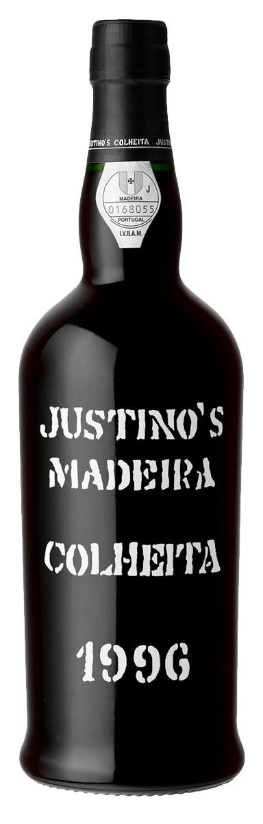 Justinos Madeira Colheita Tinta Negra 1996