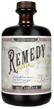 Remedy Elixir Rum Liqueur 0,7l 34% vol.