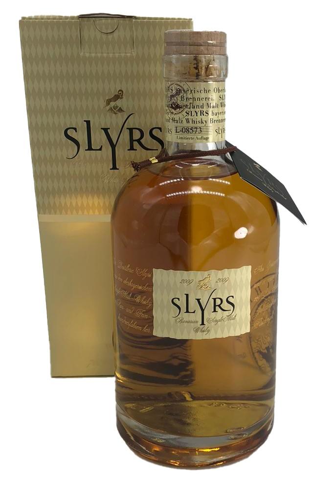 Slyrs Single Malt Whisky 2009