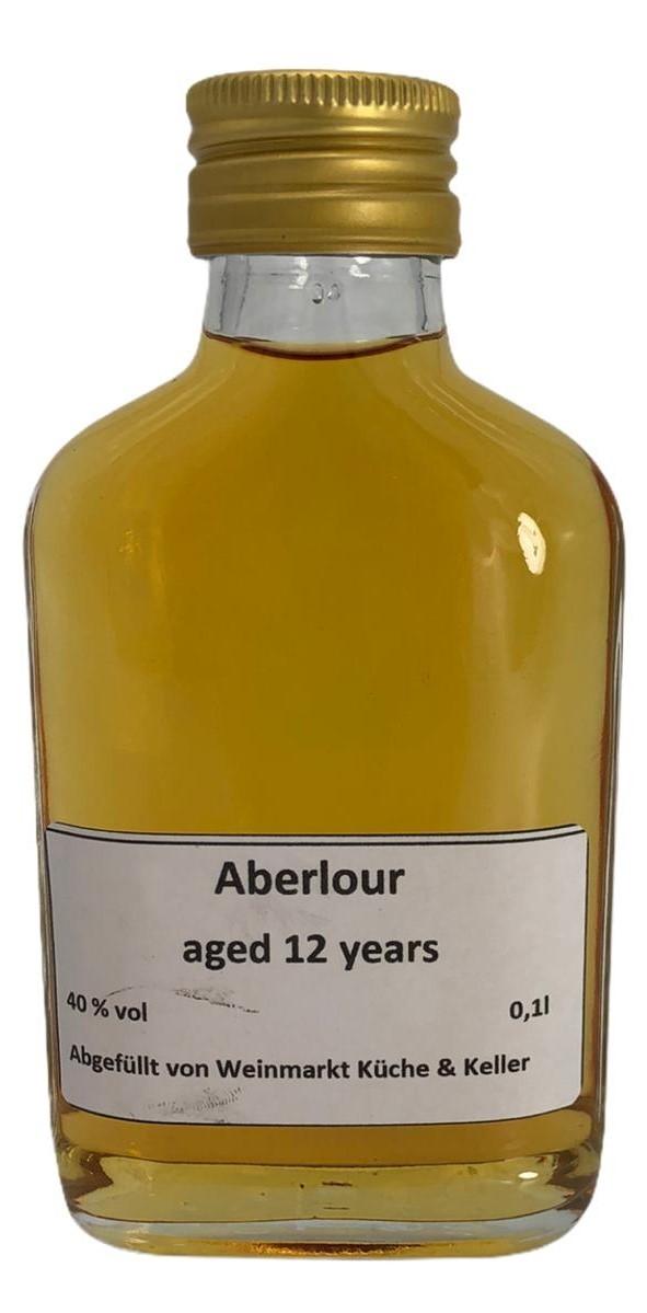 Aberlour 12 Years Old 0,1l