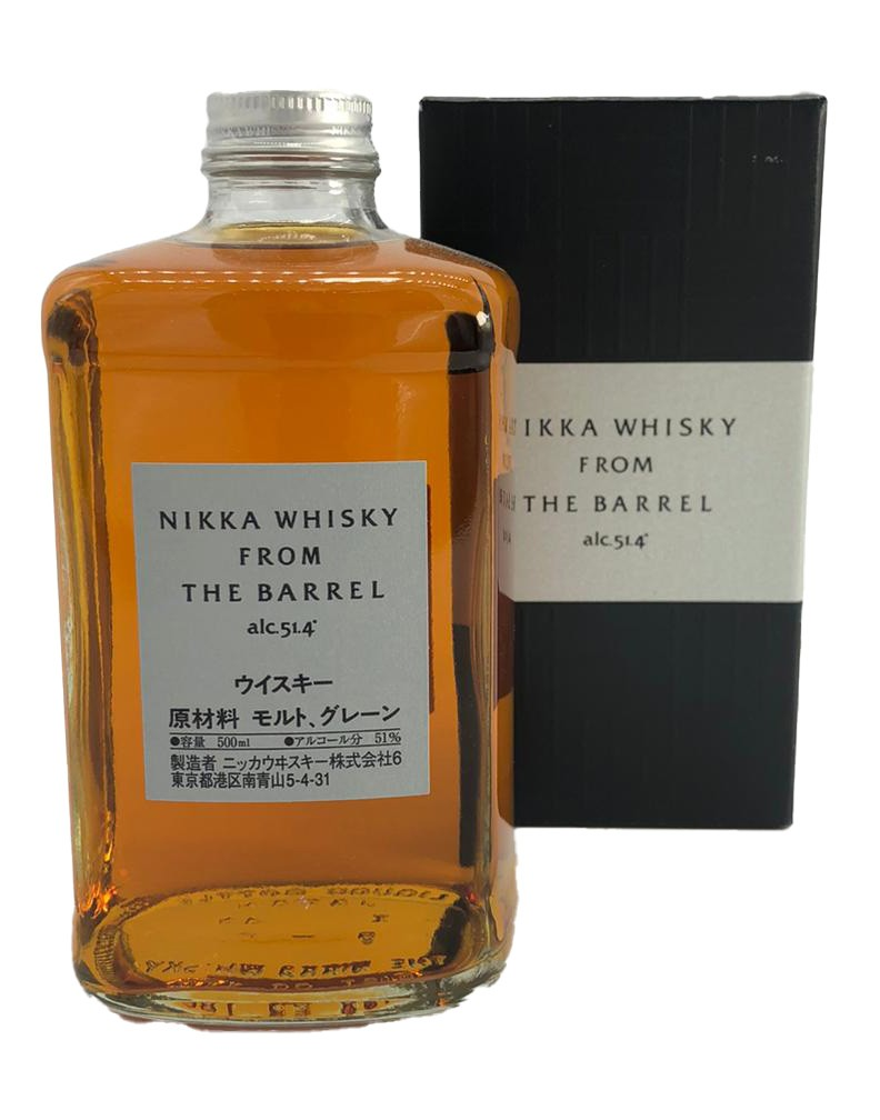 Nikka Whisky from the barrel 0,5 L