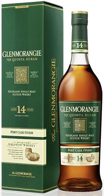 Glenmorangie Quinta Ruban 14 YO Port Cask Finish 0,7l