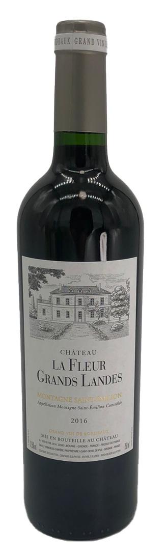 Chateau La Fleur Grands Landes trocken 2016