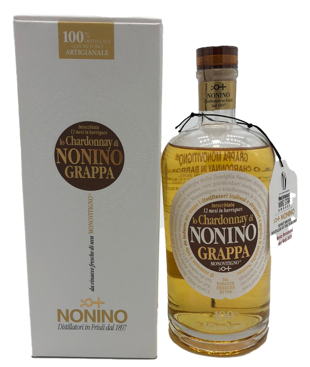 Nonino lo Chardonnay di Grappa Monovitigno