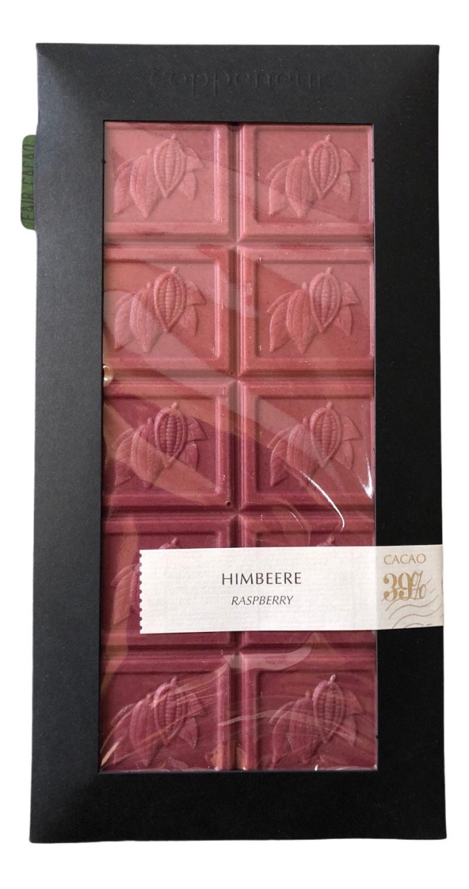 Coppeneur Himbeere Cacao 39% 85g