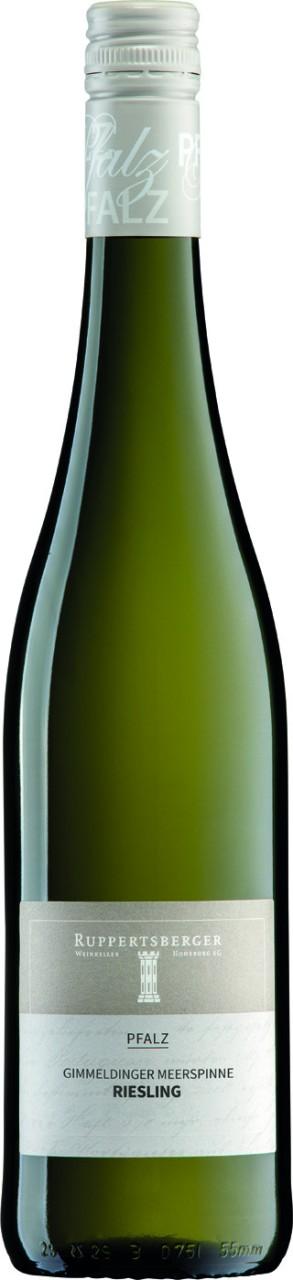 Ruppertsberger Riesling Meerspinne Spätlese Weißwein 2019