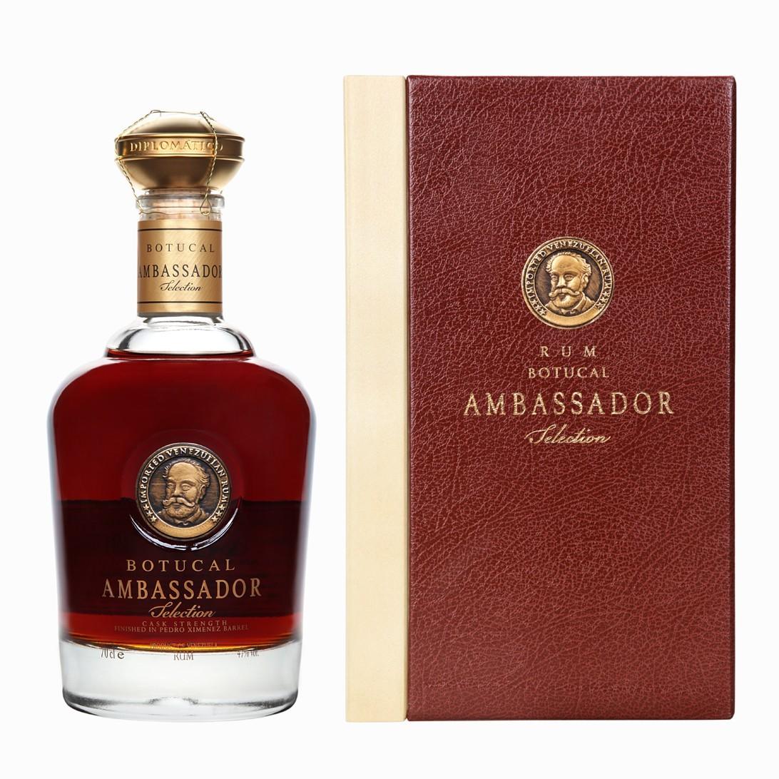 Botucal Rum Ambassador 47% - 700 ml