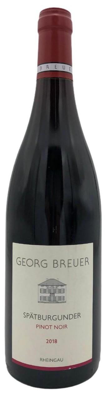 Weingut Georg Breuer Spätburgunder Pinot Noir trocken 2018 0,75l