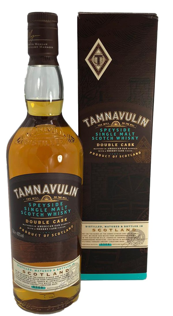 Tamnavulin Single Malt- Double Cast