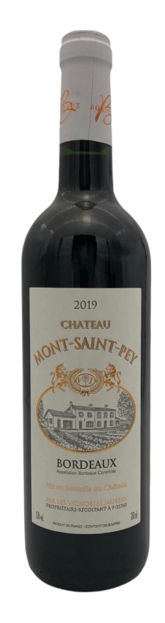Chateau Mont-Saint-Pey Bordeaux Rotwein trocken 2019