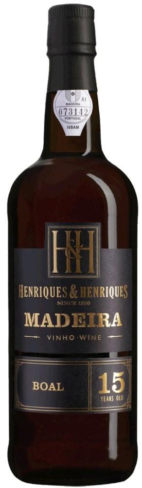 Henriques & Henriques Madeira Boal 15 Jahre