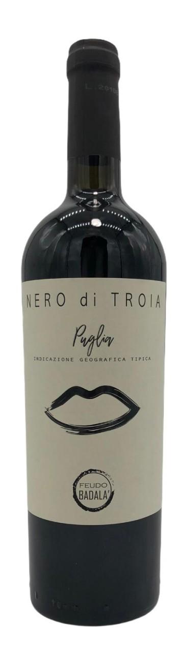 Feudo Badala Nero di Troia Puglia Rotwein trocken 2019
