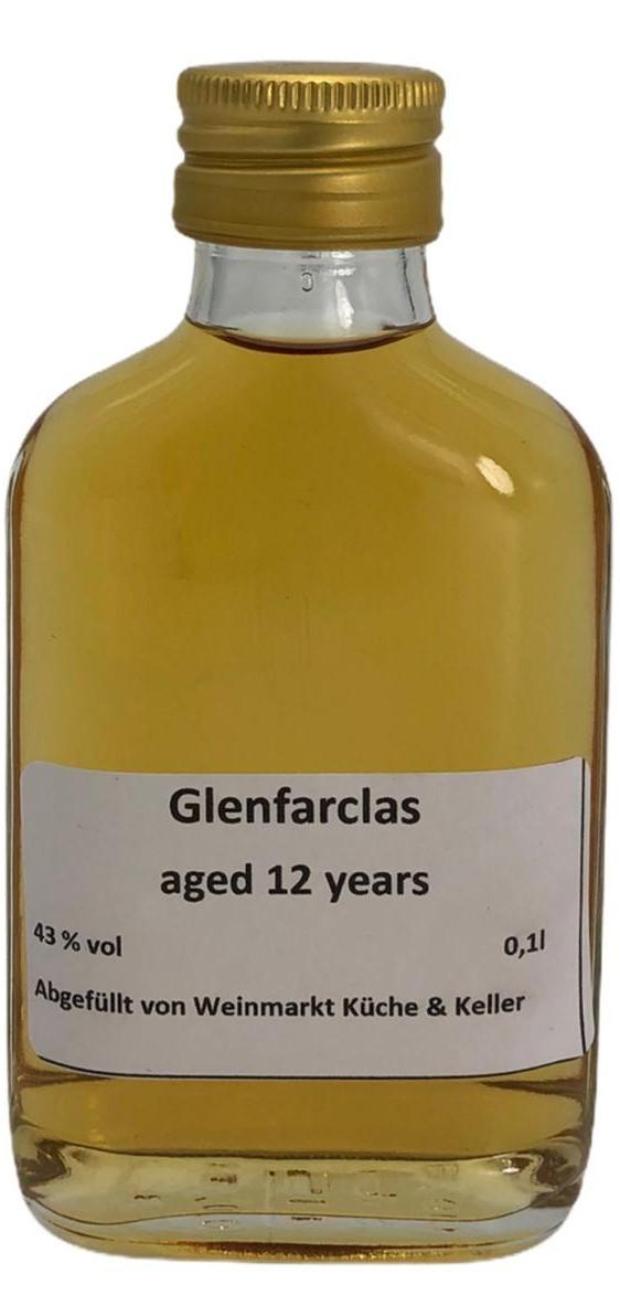 Glenfarclas 12 Years Single Malt 0,1 L