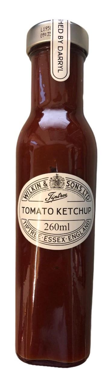 Wilkin & Sons LTD Tiptree Tomato Ketchup 260ml