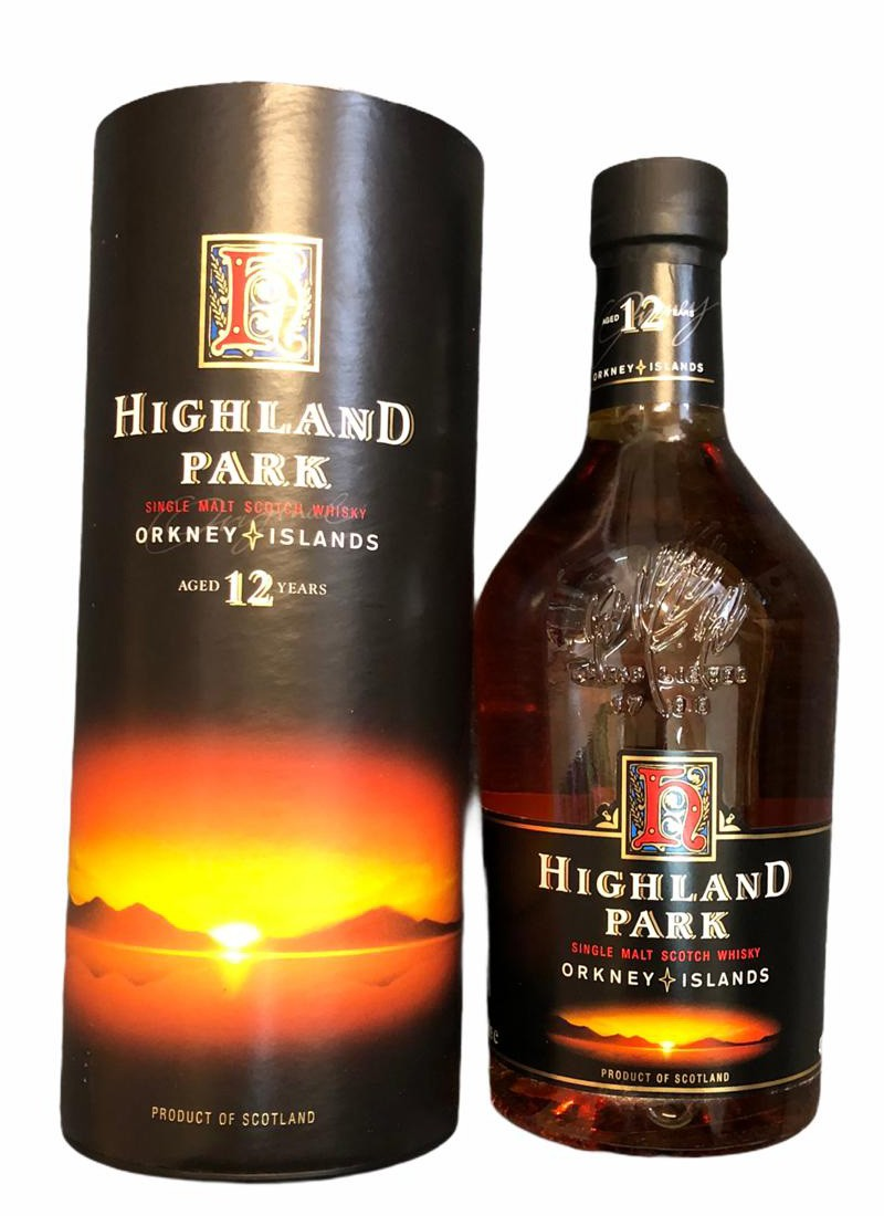 Highland Park Orkney Islands 12 Years 1L