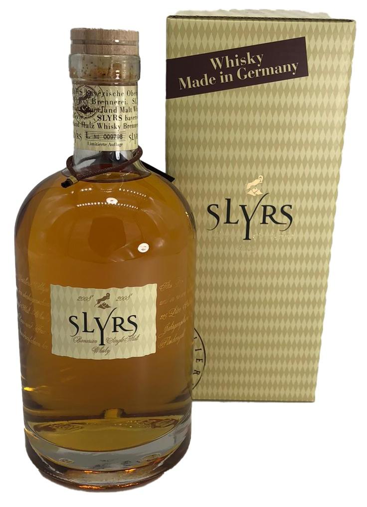 Slyrs Single Malt Whisky 2008