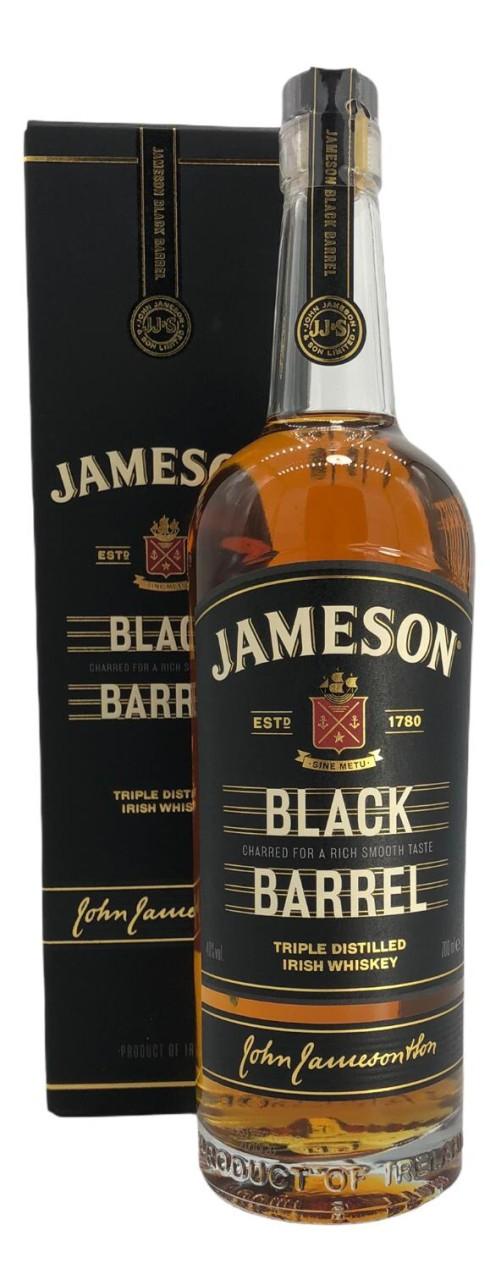 Jameson Black Barrel Blended Irish Whiskey in GP