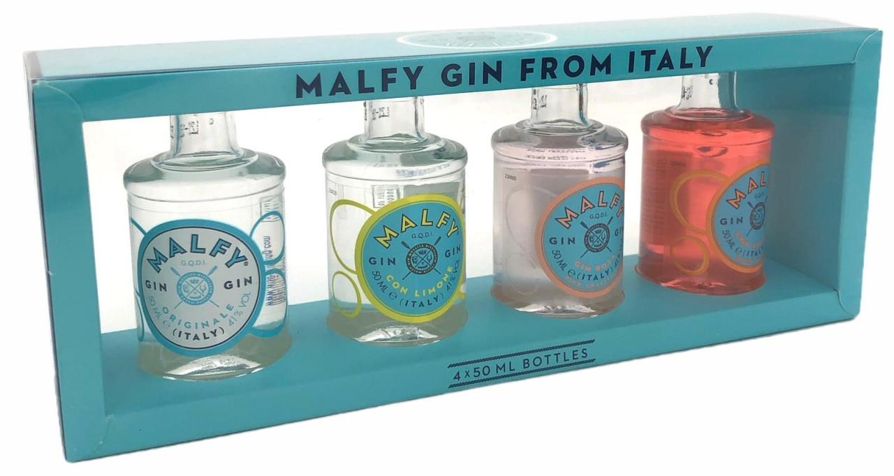 Malfy Gin Range 4x0,05l