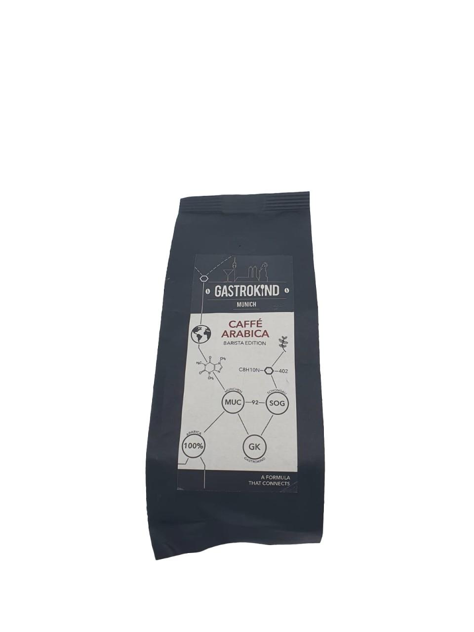 Gastrokind Caffé Arabica Barista Edition 250 g gemahlen