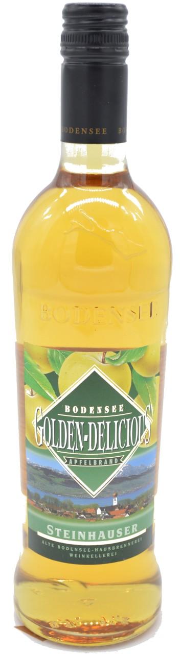 Golden-Delicious APFELBRAND, Steinhauser