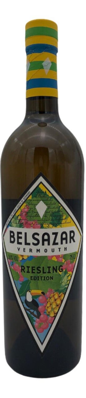Belsazar Vermouth Limited Edition Riesling