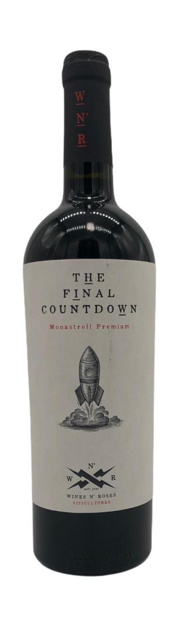 Wine n´Roses The final Countdown Monastrell DO Rotwein trocken 2019