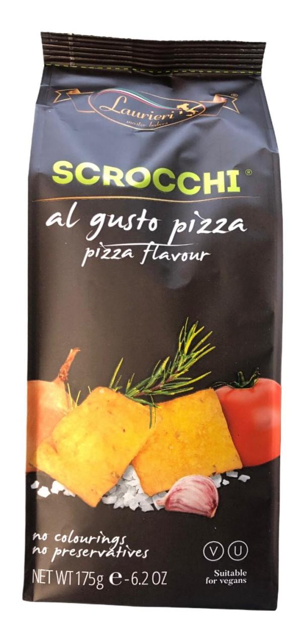 Laurieri Scrocchi al gusto Pizza 175g