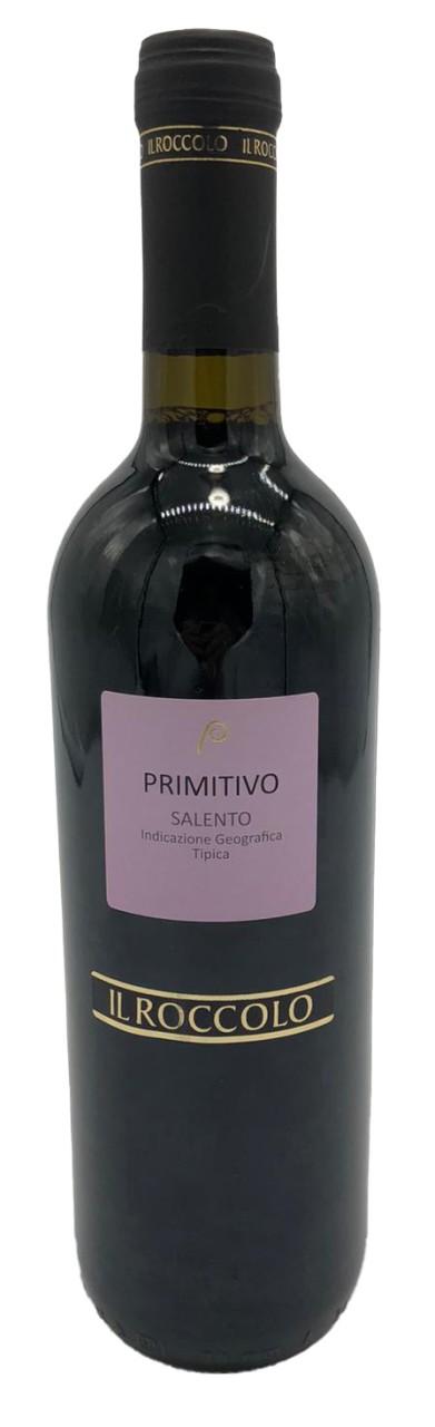 Verga Primitivo Rotwein trocken