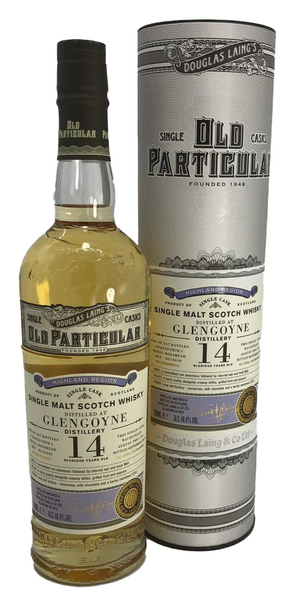 Old Particular Glengoyne 14 Years Old Douglas Laing´s