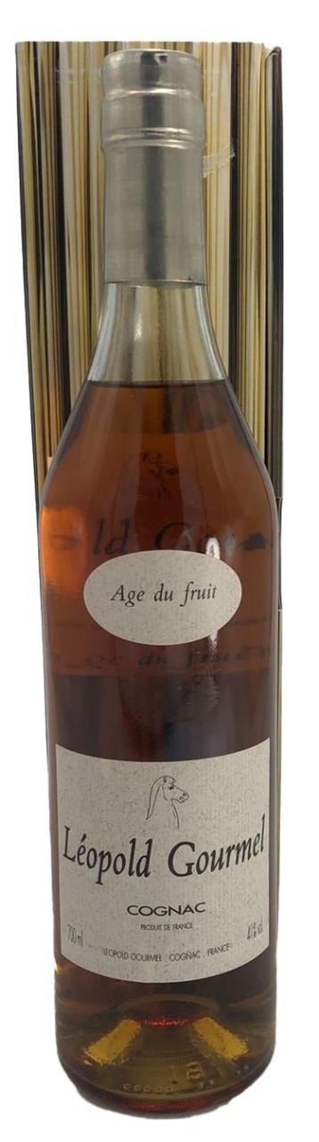 Léopold Gourmel Cognac Age du fruit 0,7 l 41 % vol