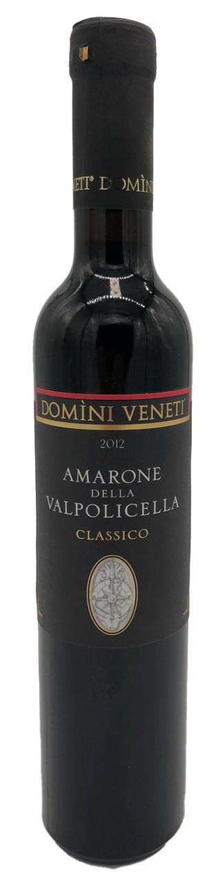 Domini Veneti Della Valpolicella Amarone Classico 2012 0,375L