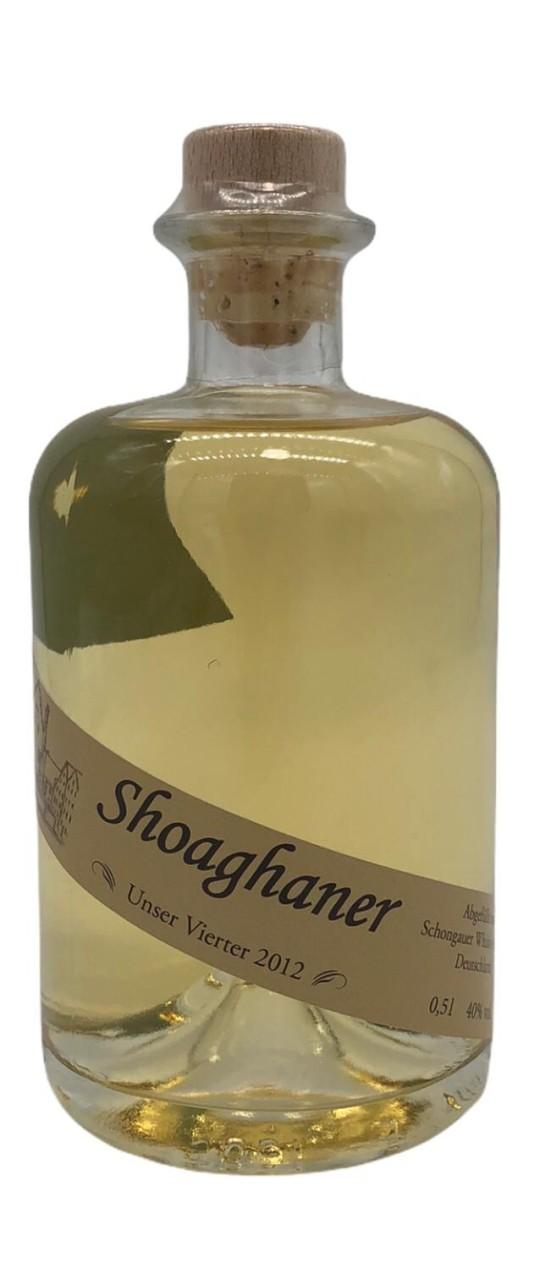 Shoaghaner Apfelbrand 0,5l