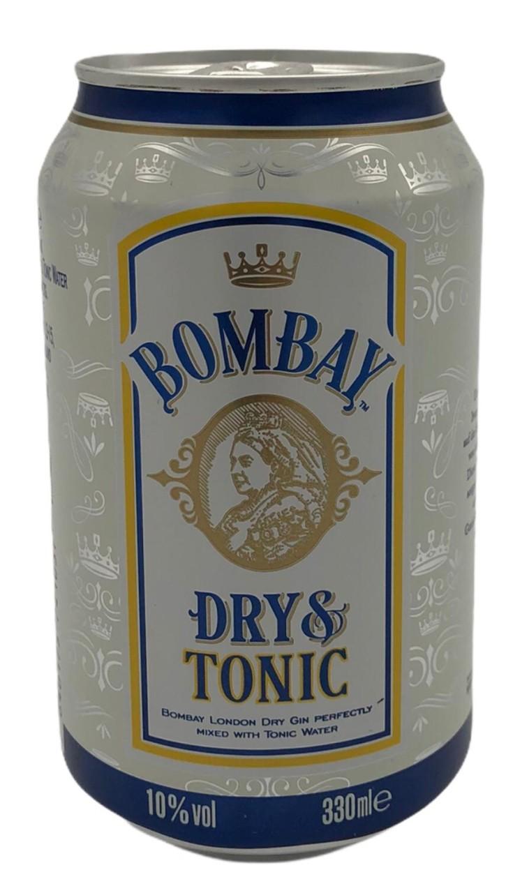 Bombay Dry & Tonic 330 ml Dose