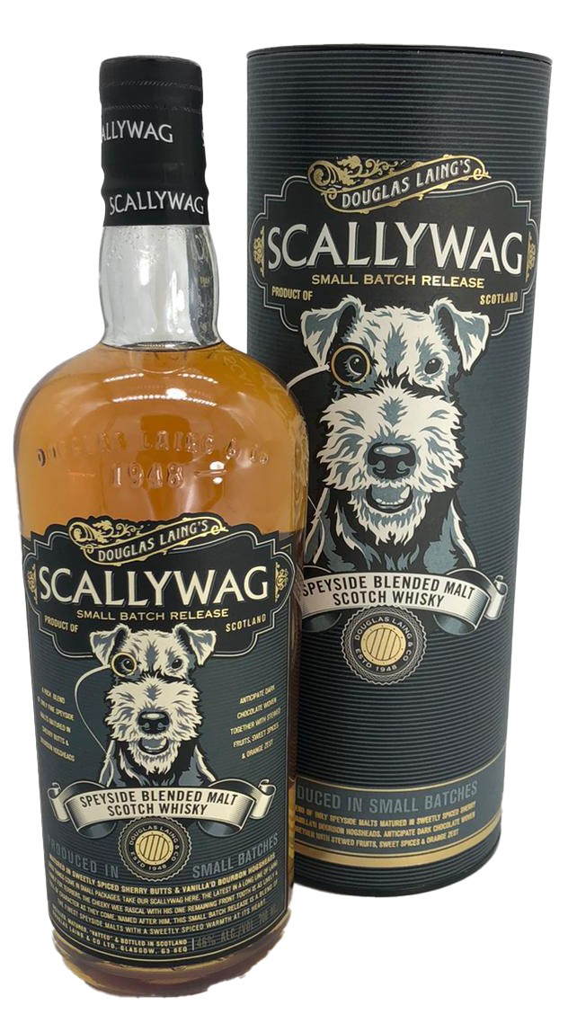 Scallywag Blended Malt 0,7l
