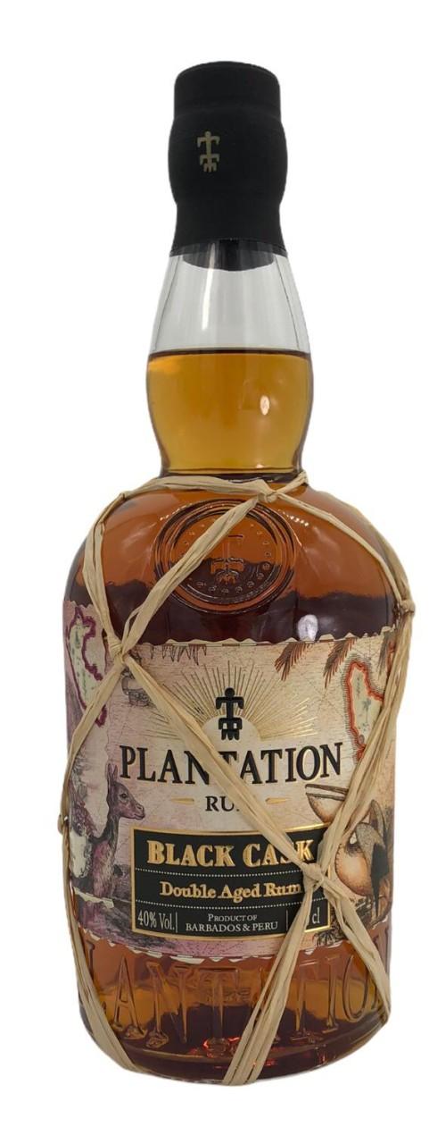 Plantation Black Cask Rum aus Barbados & Peru