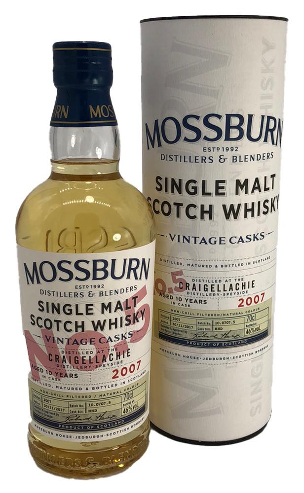 Mossburn Single Malt No. 5