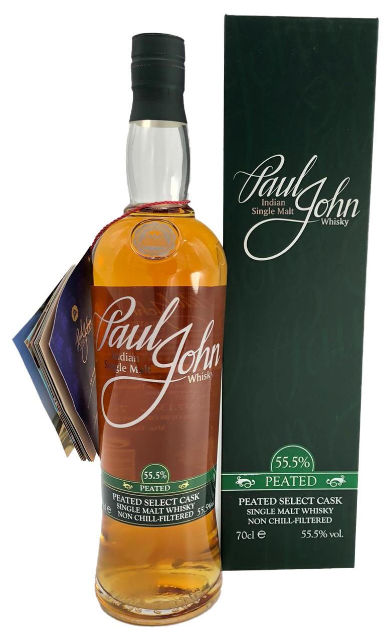 Paul John Peated Select Cask Single Malt
